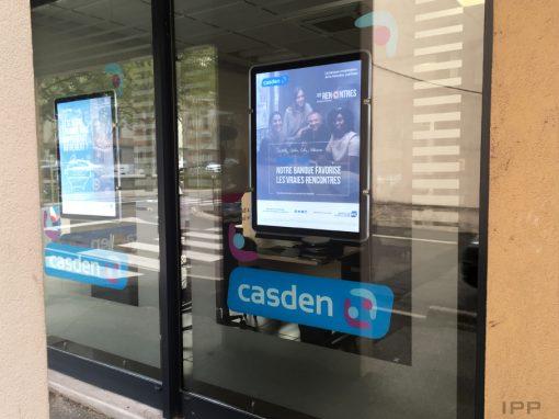 Casden – Chambéry – Vitrophanie