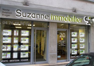 Suzanne Immobilier