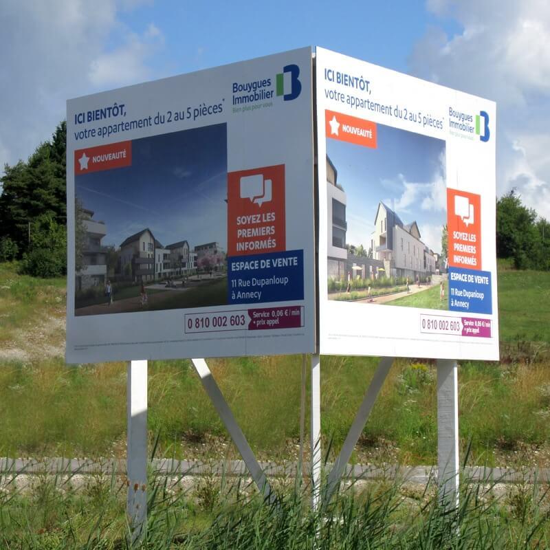 Solutions pour le marketing immobilier
